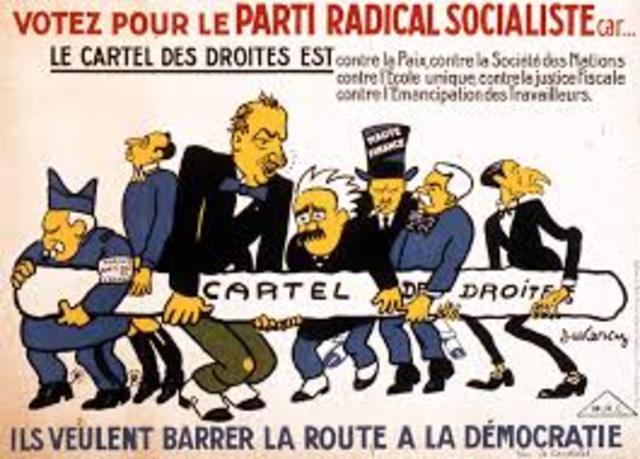 Triunfa la Izquierda en Francia con el Cartel de la Izquierda
