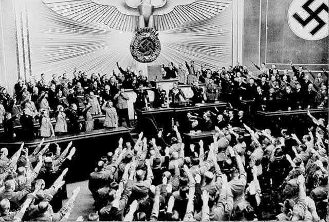 Muere la democracia en Alemania