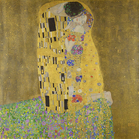 The Kiss (Painting)