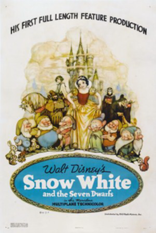 Snow White and the Seven Dwarfs (Animated Film)