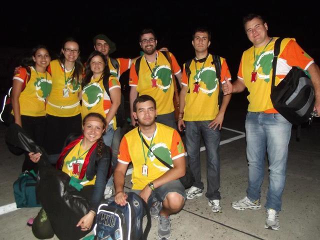 Participação no Projeto Rondon