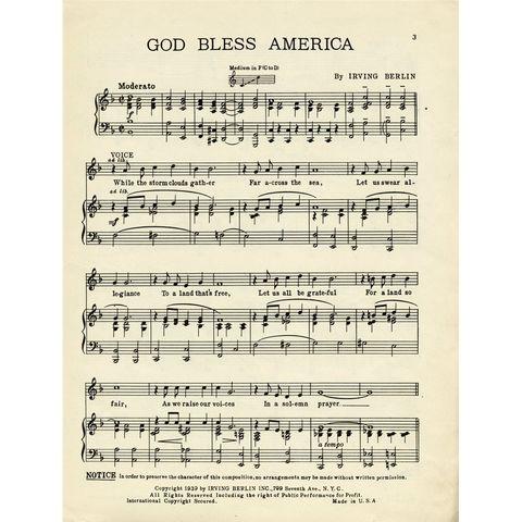 God Bless America (Song)