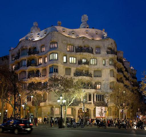 La Casa Milà (Architecture)