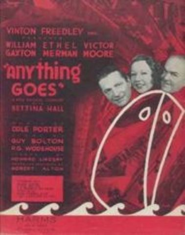 Anything Goes (Play/Musical)