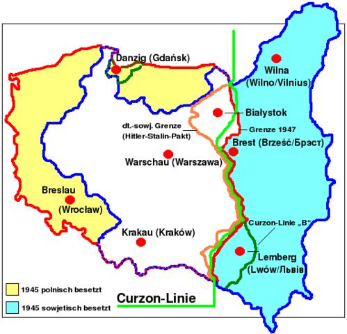 Línea Oder-Neisse.