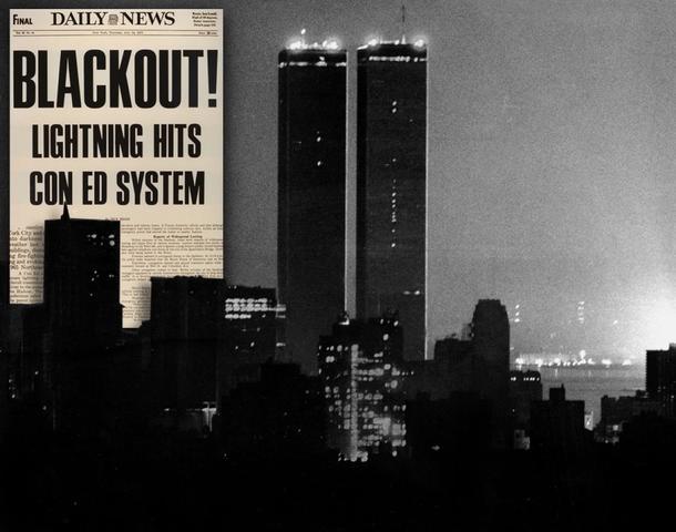 New York City Blackout Of 19