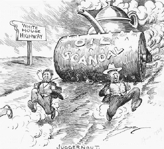 The Teapot Dome Scandal Comes To A Close