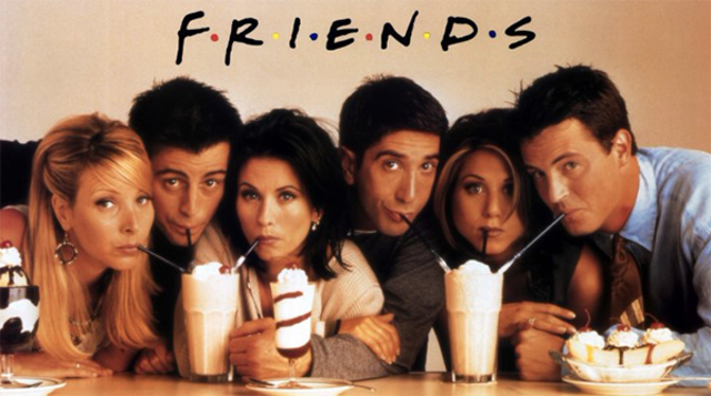 """Television Show: """"Friends"""""""