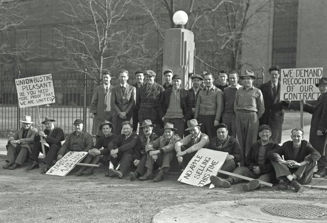 African Mine Workers' Union Strike Of 1946