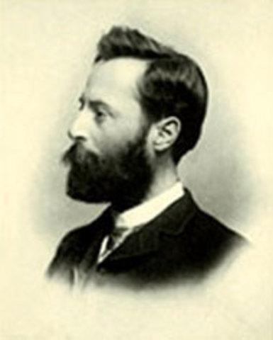 Frank Parsons  (1854-1908) E.U.