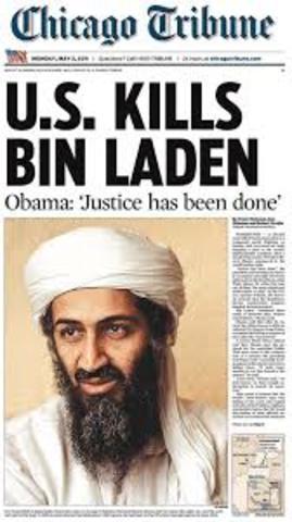 Bin Laden's Death