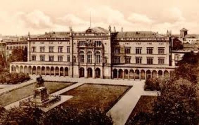 UNIVERSIDAD DE KONIGSBERG