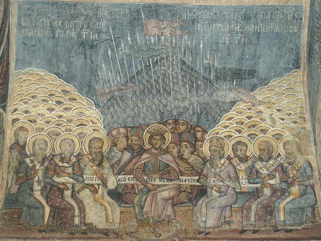 La iglesia sucesora de la escuela clásica