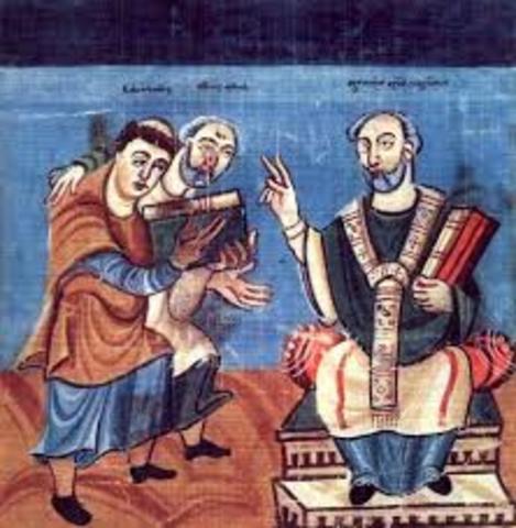 El renacimiento Carolingio