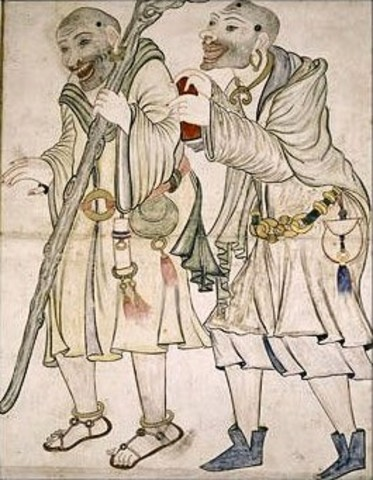 Two Dervishes