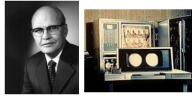 NEAC. IBM 7000