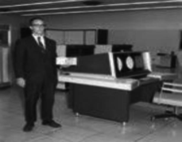CODIGO ASCII Y PATENTE DEL PRIMER MOUSE CDC 6600