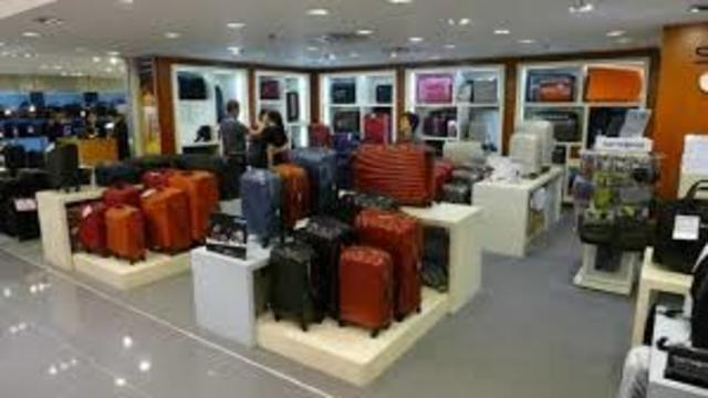 November 2036: The Luggage Store