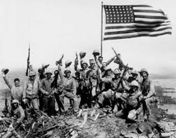 Battle of Iwo Jima