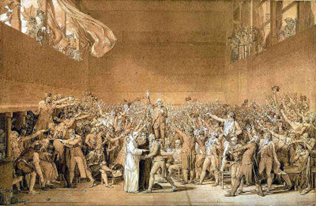 Dissolution of the National Assembly