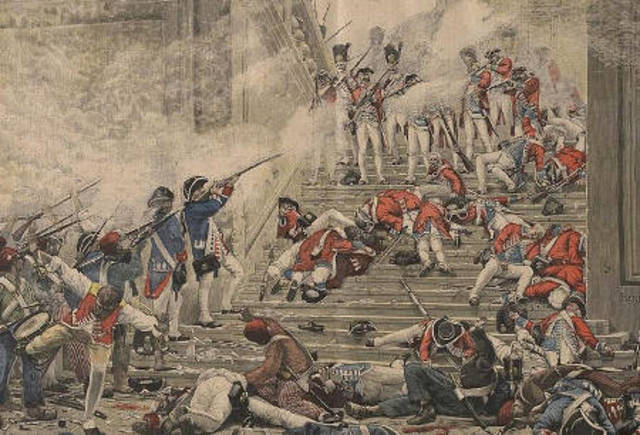Attack on the Tuileries Palace