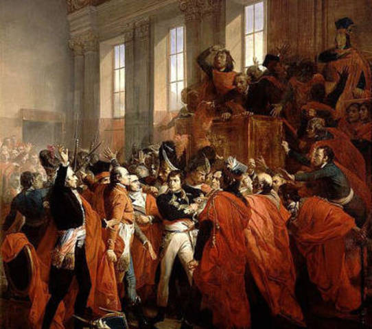 Directory and the Rise of Napoleon