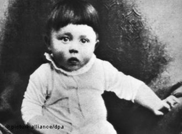 Adolf was born