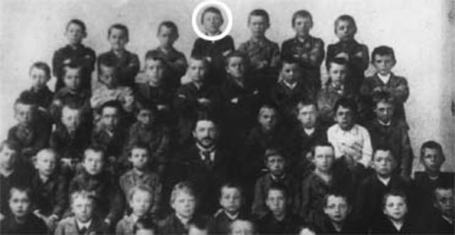 Hitler was sent to Realschule in Linz a technical high school