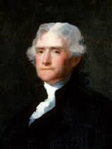 Thomas Jefferson (1801-1809)