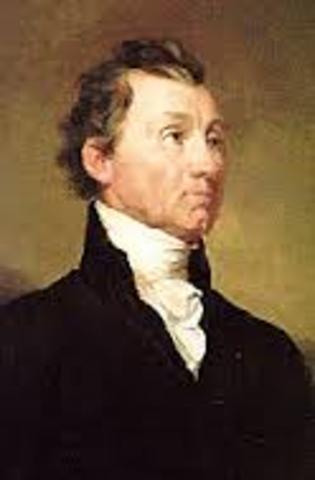 James Monroe (1817-1825)