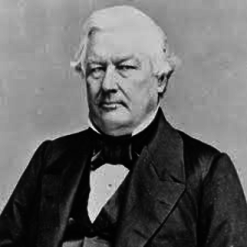 Millard Fillmore (1850-1853)