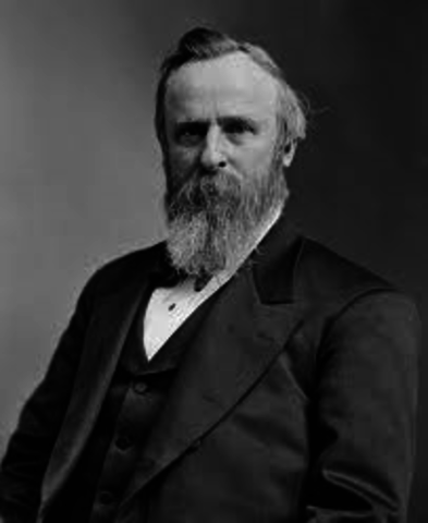 Rutherford B. Hayes (1877-1881)
