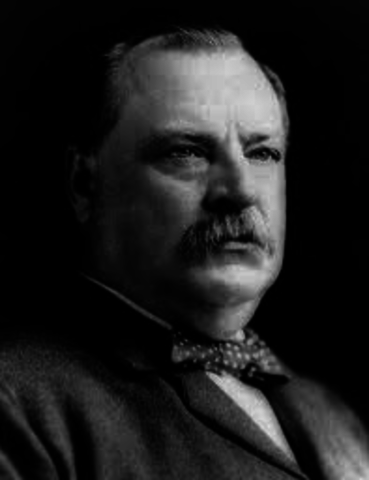 Grover Cleveland (1885-1889)