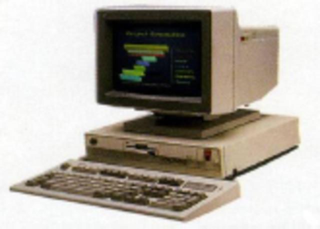 IBM Y EL MICROPROCESADOR 68030