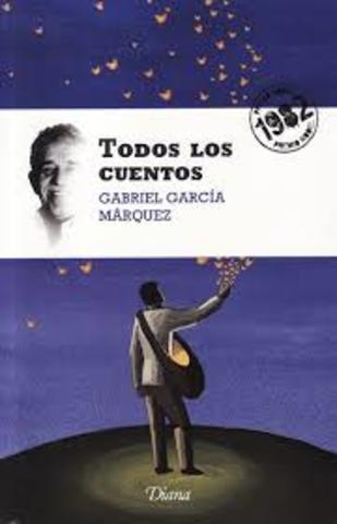 """""""Todos los cuentos de Gabriel García Márquez: 1947-1972"""""""