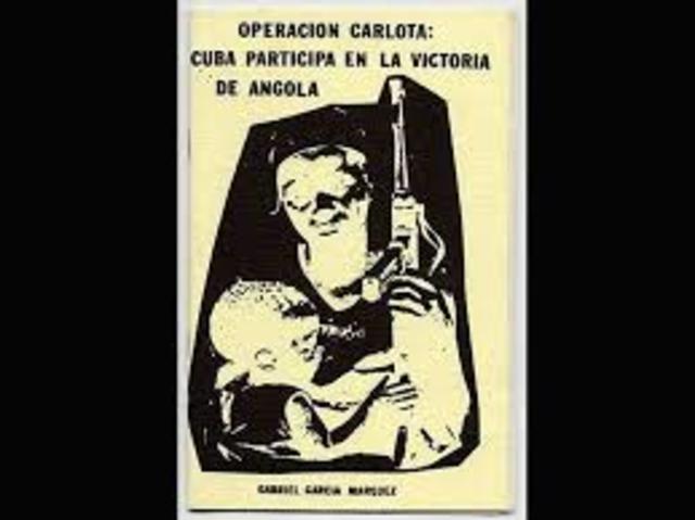 """""""Operación Carlota"""""""