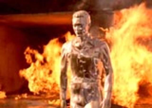 Terminator 2: Judgement Day - Work