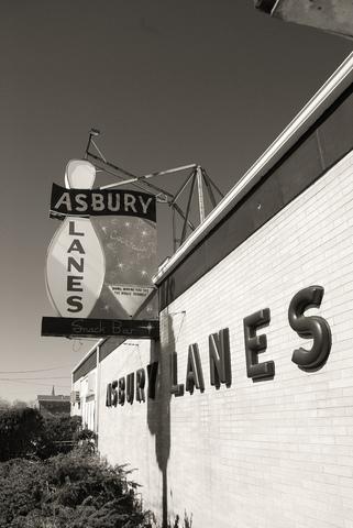 Asbury Lanes, Asbury Park's first live music venue, arrives