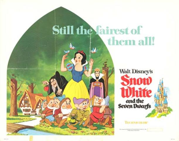 Snow White and the Seven Dwarfs - Work