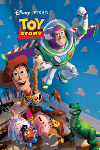Toy Story - Work