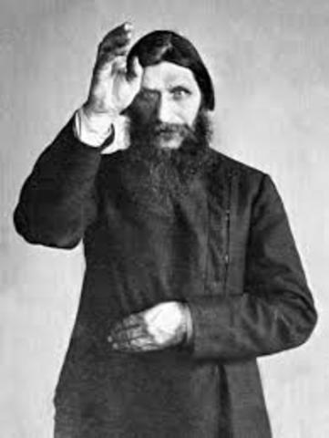 Murder of Grigory Efimovich Rasputin
