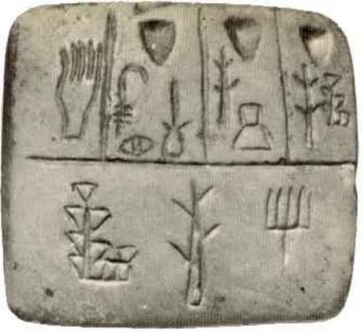 Meseolítico  9.000 a.C. al 5.000 a.C..: Pictogramas