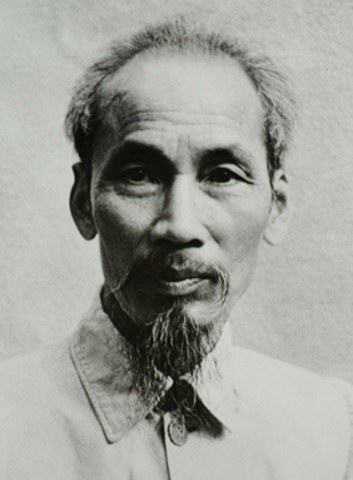 Ho Chi Minh Creates Democratic Republic of Vietnam