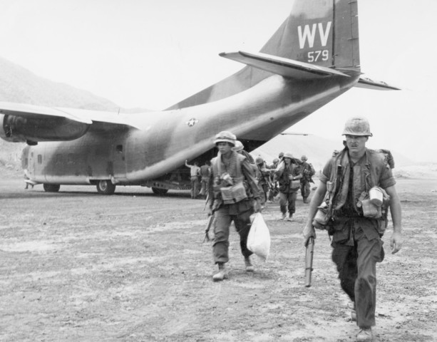 Vietnam Advisory Campaign is Created by the U.S. Air Force