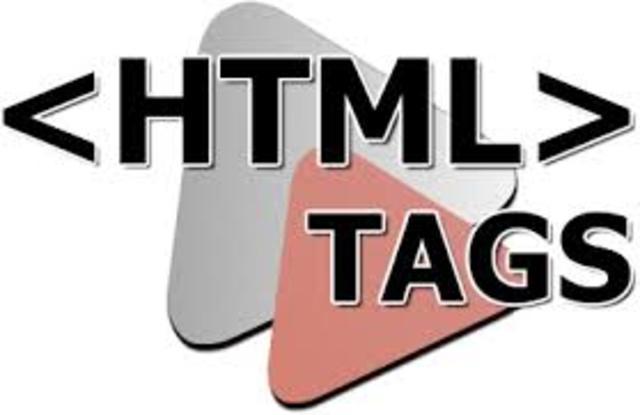 Aparicion de HTML Tags