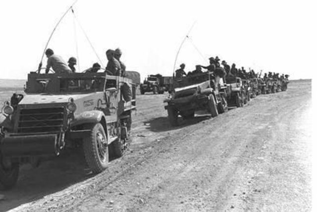 Fourth day of the Six day war