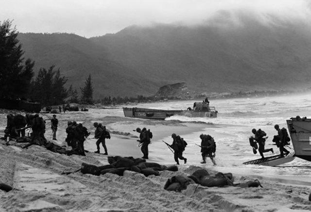 First U.S. Marines Deployed to Da Nang, Vietnam