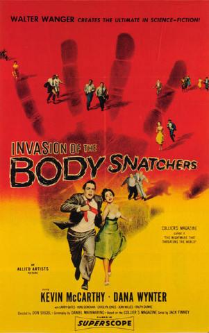 Invasion of the Bodysnatchers
