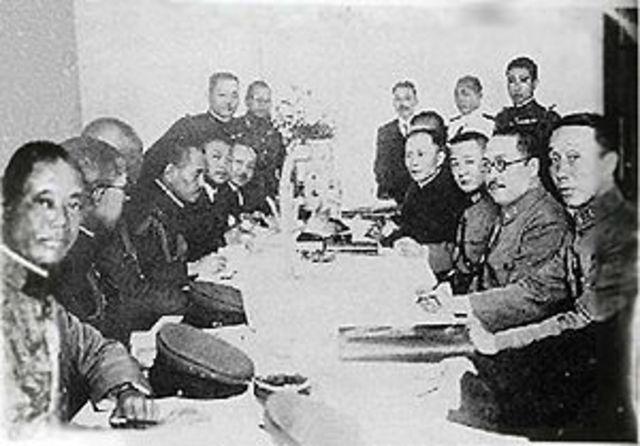 Truce Between China and Japan