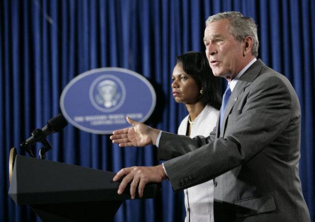George W. Bush Becomes President